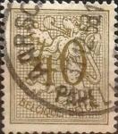 Sellos de Europa - Bélgica -  Intercambio 0,20 usd 40 cents. 1951