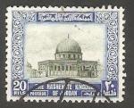 Stamps : Asia : Jordan :  287 - Mezquita de Omar, en Jerusalen