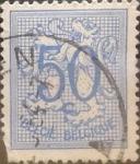 Sellos de Europa - Bélgica -  Intercambio 0,20 usd 50 cents. 1951