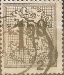 Sellos de Europa - Bélgica -  Intercambio 0,20 usd 1,50 francos 1969