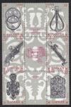 Stamps Spain -  Aretesania Española, Hierro