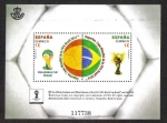 Sellos de Europa - España -  Mundial de Futbol, 2014