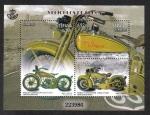 Stamps Europe - Spain -  Harley Davidson