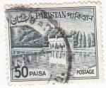 Sellos del Mundo : Asia : Pakistán : jardines de Shalimar en Lahure