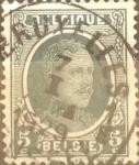 Sellos de Europa - Bélgica -  Intercambio 0,20 usd 5 cents. 1922