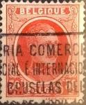Stamps Belgium -  Intercambio 0,20 usd 30 cents. 1922