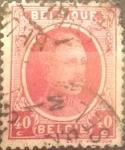 Sellos de Europa - Bélgica -  Intercambio 0,20 usd 40 cents. 1922