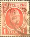 Sellos de Europa - Bélgica -  Intercambio 0,20 usd 1 franco 1927