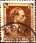 Sellos de Europa - Bélgica -  Intercambio 0,20 usd 70 cents. 1936