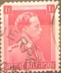 Sellos de Europa - Bélgica -  Intercambio 0,20 usd 1 franco 1941