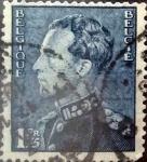 Sellos del Mundo : Europa : Bélgica : Intercambio 0,20 usd 1,75 francos 1936