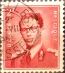 Stamps Belgium -  Intercambio 0,20 usd 2 francos 1953