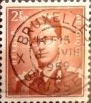 Sellos del Mundo : Europa : Bélgica : 2,50 francos 1957