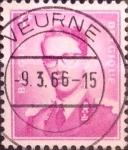 Sellos de Europa - Bélgica -  Intercambio 0,20 usd 3 francos 1958