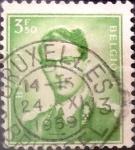 Sellos del Mundo : Europa : Bélgica : Intercambio 0,20 usd 3,50 francos 1958