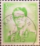 Sellos de Europa - Bélgica -  Intercambio 0,20 usd 3,50 francos 1958