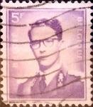 Stamps Belgium -  Intercambio 0,20 usd 5 francos 1957