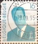 Sellos del Mundo : Europa : Bélgica : Intercambio 0,20 usd 16 francos 1993