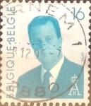 Sellos de Europa - Bélgica -  Intercambio 0,20 usd 16 francos 1993