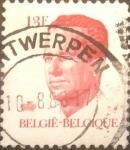 Sellos de Europa - Bélgica -  Intercambio 0,20 usd 13 francos 1986