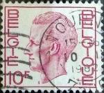 Sellos de Europa - Bélgica -  Intercambio 0,20 usd 10 francos 1971