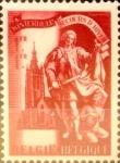 Stamps : Europe : Belgium :  1 Fr + 1 fr 1969