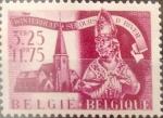 Sellos del Mundo : Europa : Bélgica : 3,25 Fr + 11,75 fr 1969