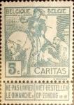Sellos de Europa - Bélgica -  3 cents. 1910