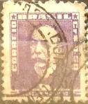 Stamps : America : Brazil :  Intercambio 0,20 usd  0,50 cr. 1954