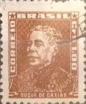 Stamps Brazil -  Intercambio 0,20 usd  1 cr. 1954