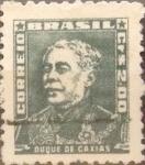 Stamps : America : Brazil :  Intercambio 0,20 usd  2 cr. 1954