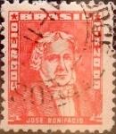 Sellos de America - Brasil -  Intercambio 0,20 usd  20 cr. 1959