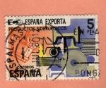 Sellos del Mundo : Europa : España :  España exporta