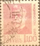 Stamps : America : Brazil :  Intercambio 0,35 usd  1 cr. 1968