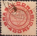 Sellos del Mundo : America : Brasil : 400 r. 1940