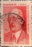 Stamps : America : Brazil :  Intercambio 0,25 usd  11,50 cr. 1960