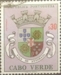Stamps : Africa : Cape_Verde :  Intercambio nfxb 0,20 usd  30 cents. 1961