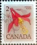Sellos de America - Canadá -  Intercambio 0,20 usd 2 cents. 1979