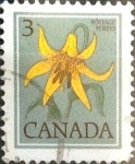 Stamps : America : Canada :  3 cents. 1979