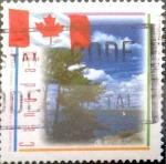 Sellos de America - Canadá -  Intercambio 0,25 usd 43 cents. 1995