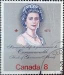 Sellos de America - Canadá -  Intercambio cxrf2 0,20 usd 8 cents. 1973