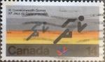 Sellos de America - Canadá -  Intercambio 0,20 usd 14 cents. 1978