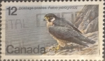 Stamps Canada -  Intercambio 0,20 usd 12 cents. 1978