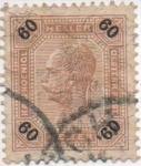 Sellos de Europa - Austria -  Y & T Nº 76_1