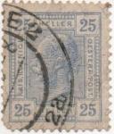 Sellos de Europa - Austria -  Y & T Nº 88a