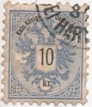 Sellos de Europa - Austria -  Y & T Nº 43 (2)