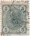 Sellos de Europa - Austria -  Y & T Nº 84a