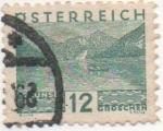 Stamps Austria -  Y & T Nº 406