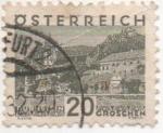 Stamps Austria -  Y & T Nº 408