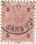 Sellos de Europa - Austria -  Y & T Nº 49 (2)